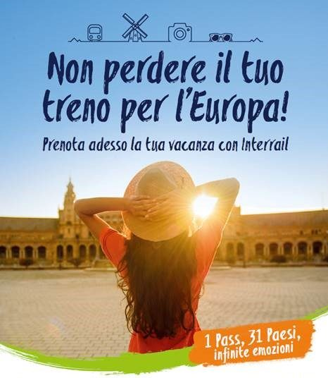 scoprire l'europa con interrail