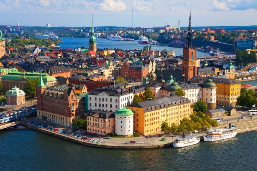 capitali scandinave tour di gruppo