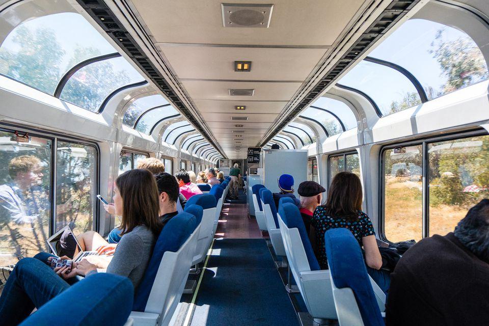 i treni dell'amtrak