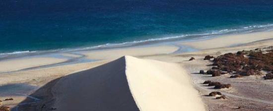 Una bellissima spiaggia di Fuerteventura
