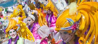Il carnevale a Gran Canaria