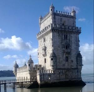 A Lisbona la Torre di Belen