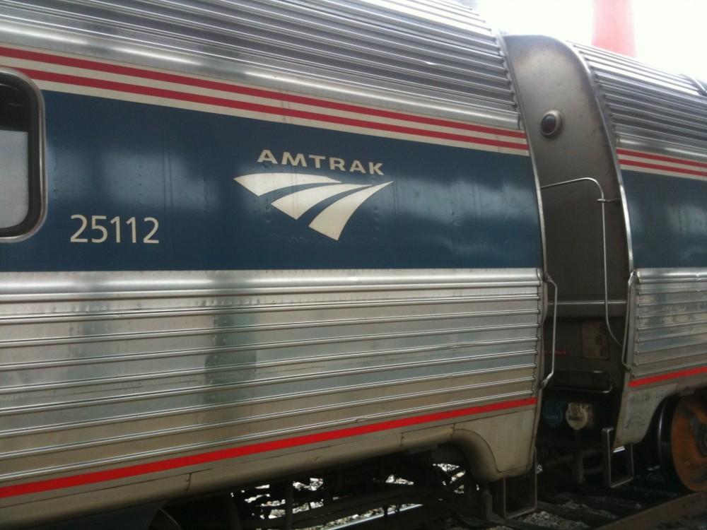 viaggiare gli stati uniti con i treni