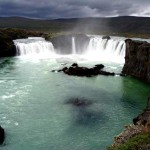 Paesaggio in islanda