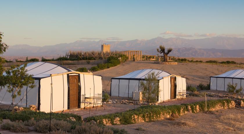 Marrakech ed il deserto di aghafay