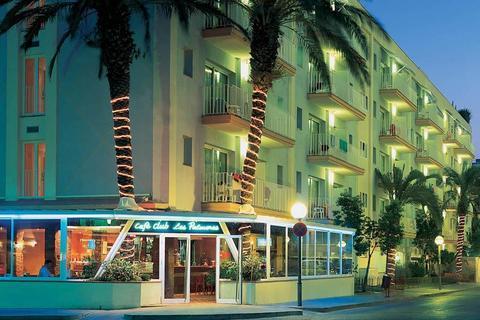 les-palmeres-hotel-calella