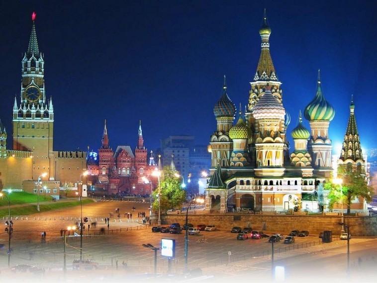 Ponti di primavera a Mosca