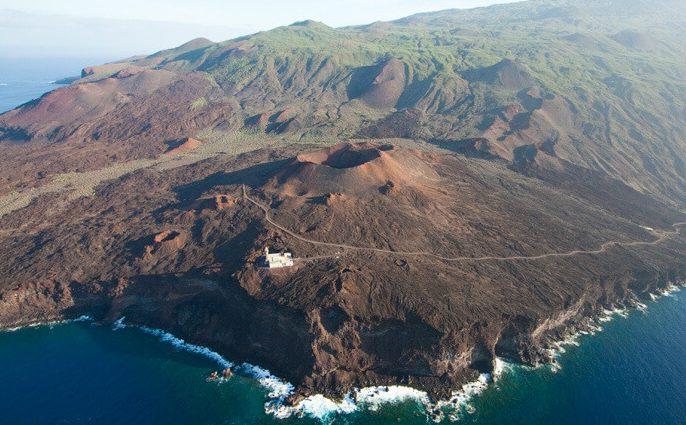 El Hierro l'isola più piccola delle Canarie