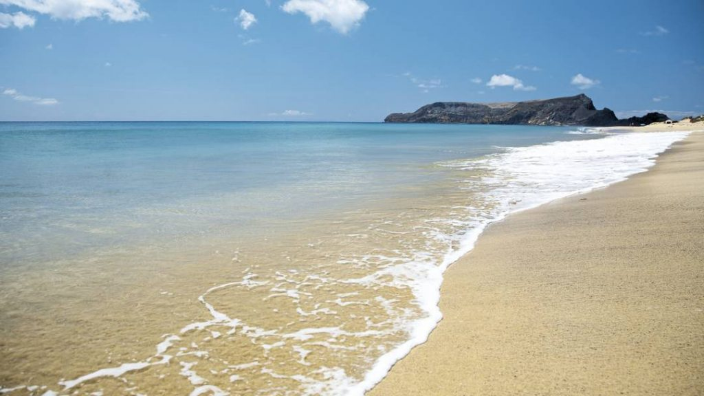 porto santo spiaggia