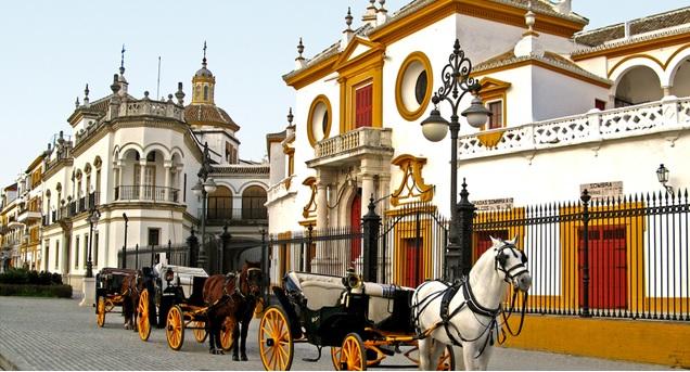 Tour di gruppo Madrid Andalusia e Toledo