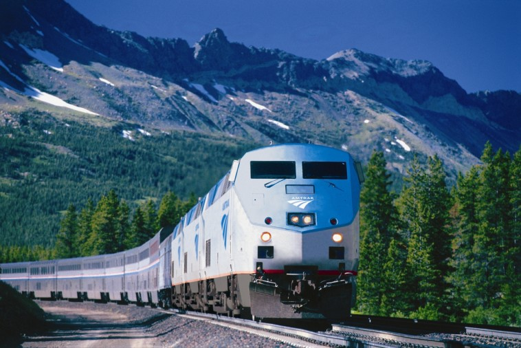 i treni dell'amtrak