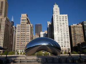Chicago tappa del tour di gruppo con i treni Amtrack