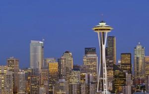 Tour di gruppo con i treni dell'Amtrack Seattle Skyline Twilight