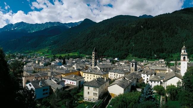 una notte in svizzera a poschiavo