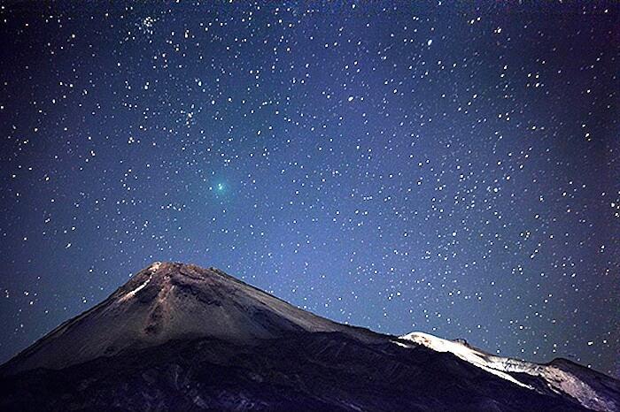 notte stellata capodanno a tenerife