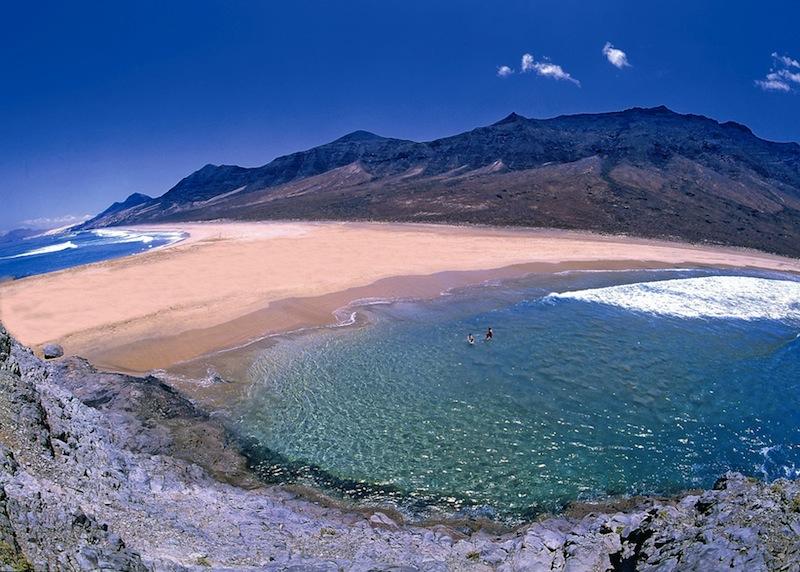 Fuerteventura Playa de El Cofete