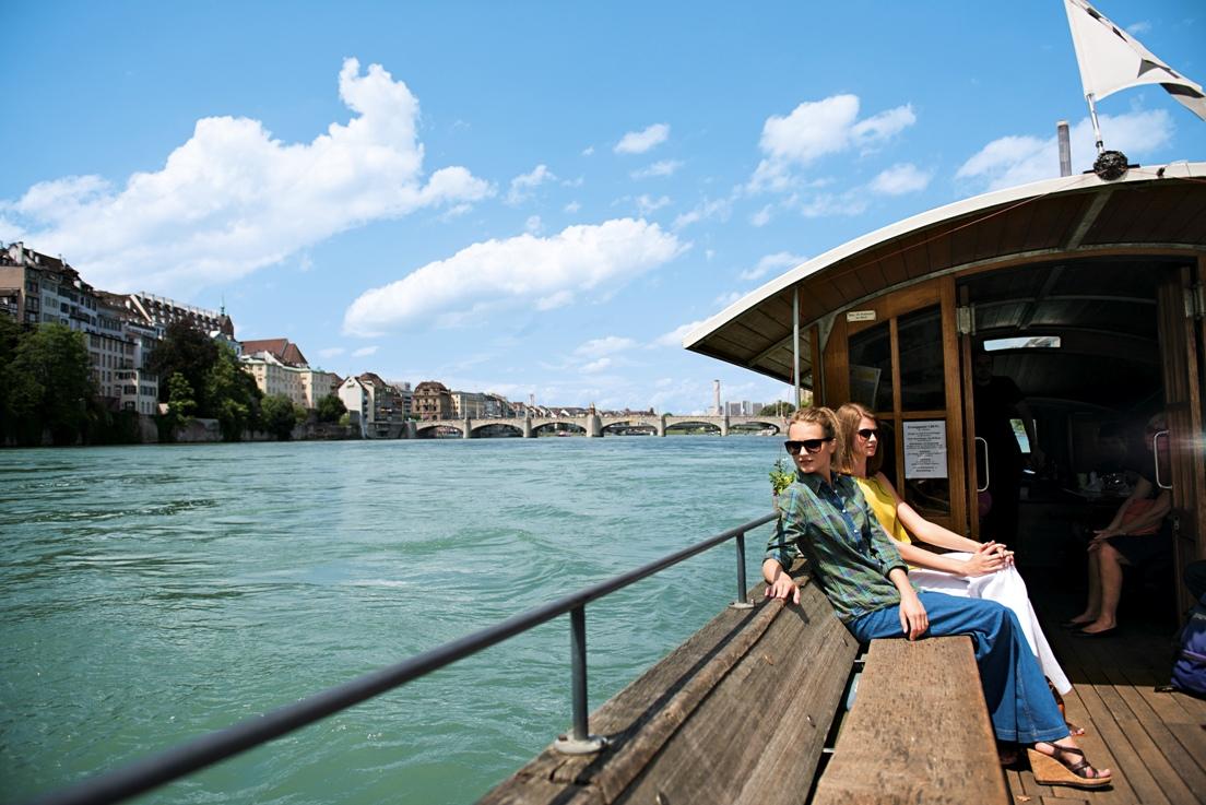 Basilea la capitale culturale della svizzera