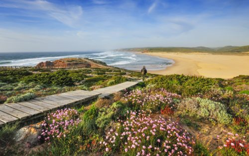 Algarve spiaggia