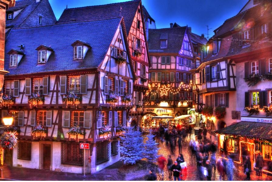 mercatini in svizzera e francia