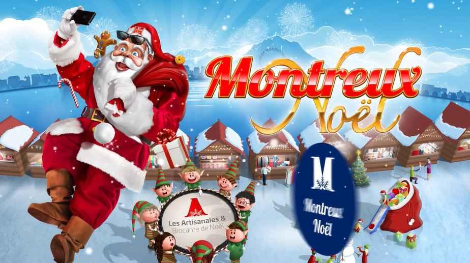 Posizione Babbo Natale.Offerta Per Adulti E Bambini Casa Babbo Natale In Svizzera A Montreux
