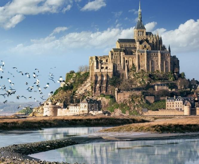 Tour di gruppo in Francia