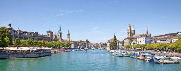 città e trenini a cremagliera in Svizzera