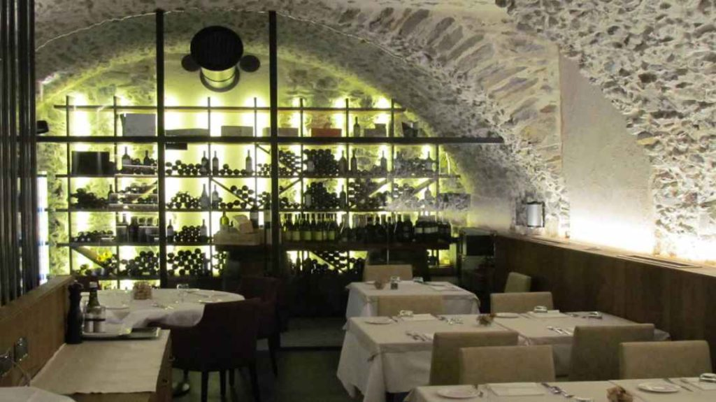 Ottima cena in ristorante a Tirano