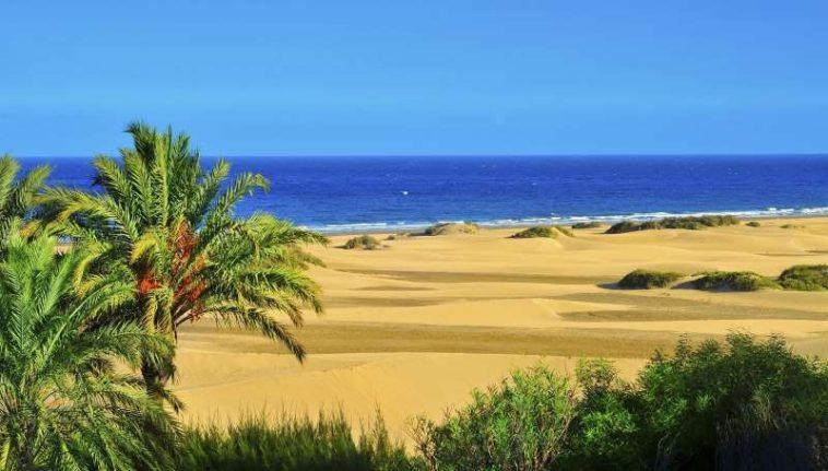 gran canaria le dune