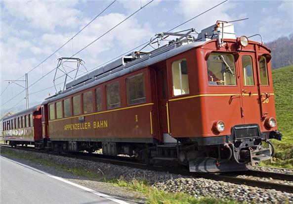ferrovia dell'appenzello
