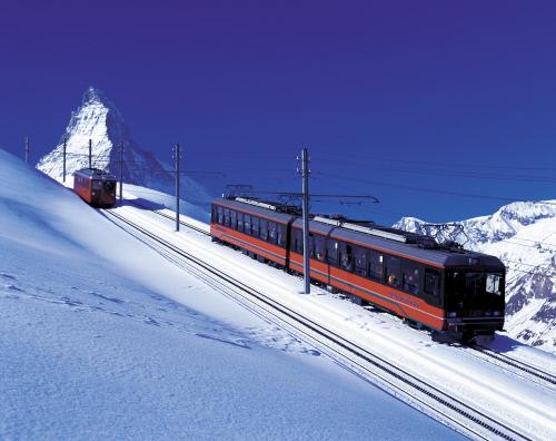 ferrovia del gornergratt