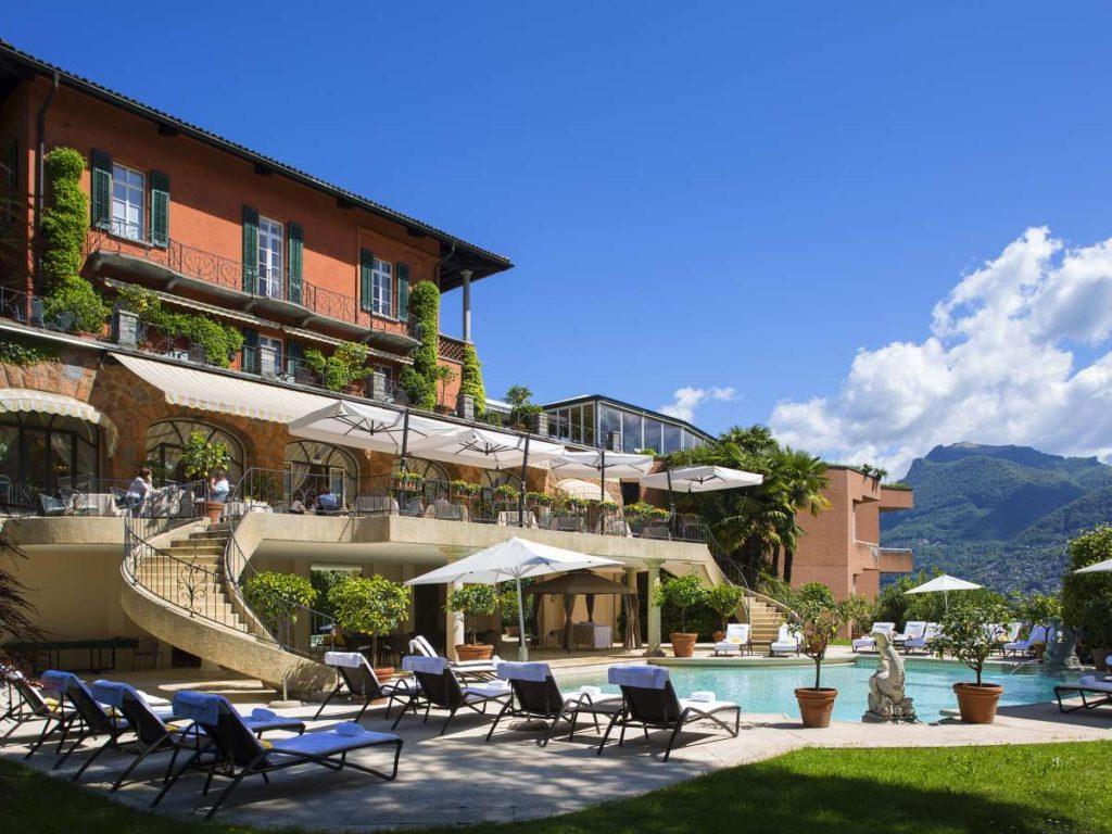 Villa Leopoldo a Lugano