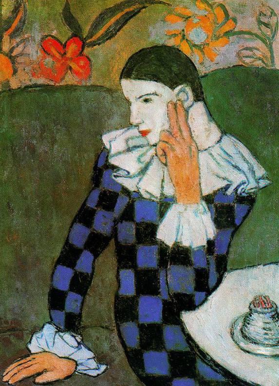 mostra di Picasso a Basilea