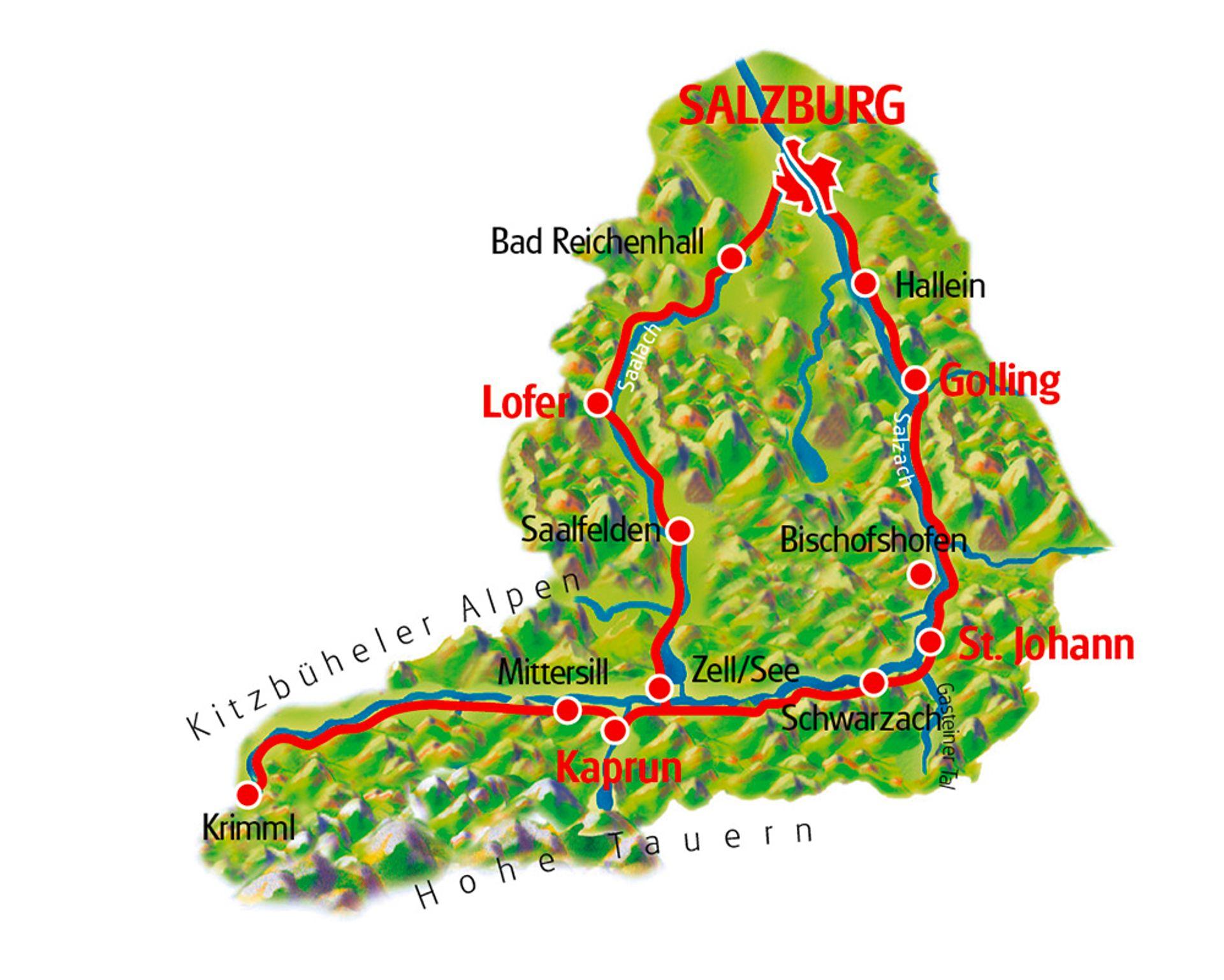 Bici in Austria