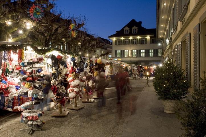 Mercatini di Natale nella regione di Berna