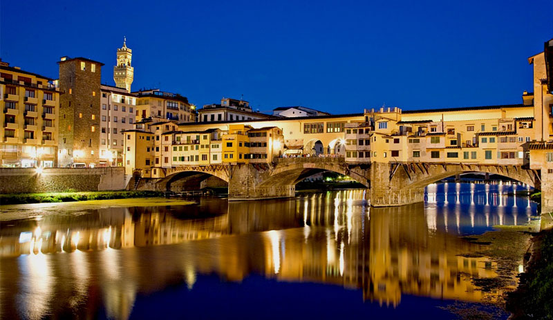 città italiane in treno
