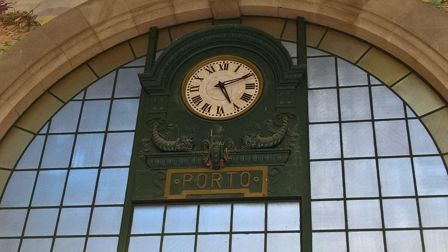 da porto a Lisbona viaggio in treno
