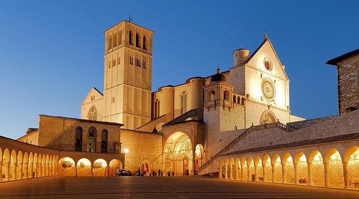 Assisi, Festa della Lavanda