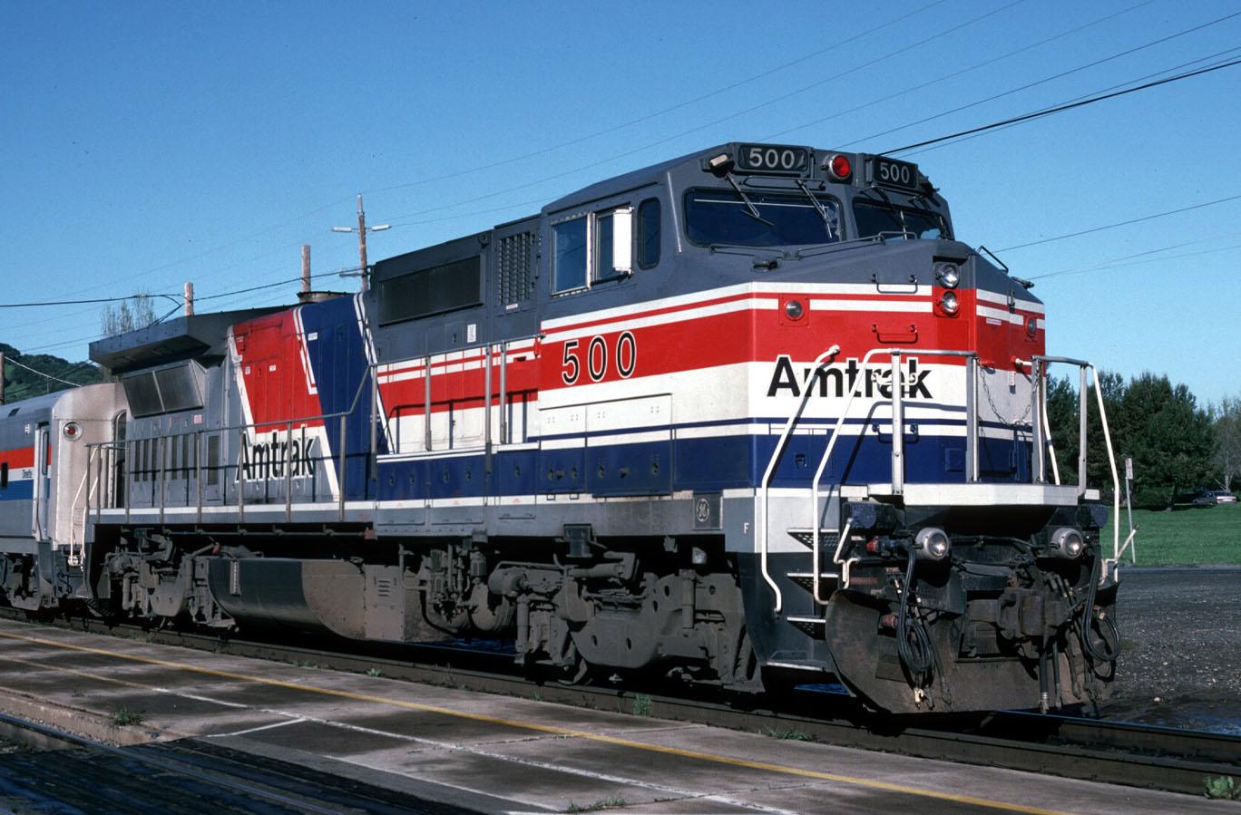 Prenotazione treni ferrovie u s a amtrak online e for Nuovi piani domestici americani