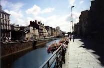 Parigi e le città bretoni sull'atlantico