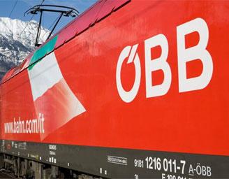 in austria con il treno