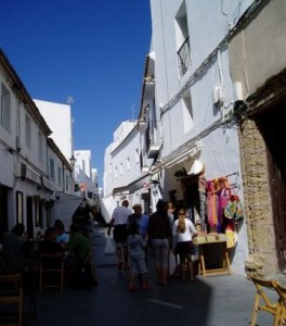 un paese in andalusia