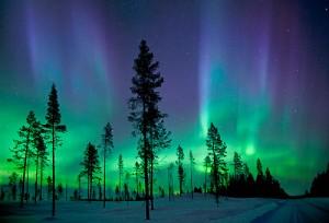 avventura aurora boreale