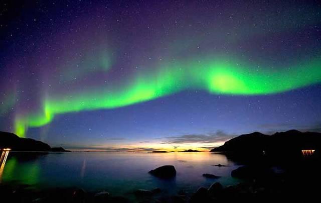 aurora borale