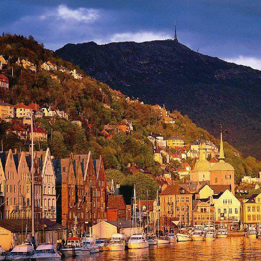 Bergen tra terra e mare