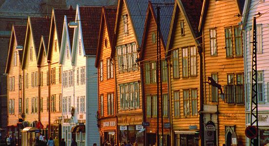 Case a Bergen