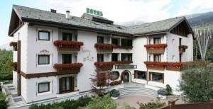 bormio hotel san anton esterno