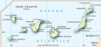 Le 7 isole Canarie
