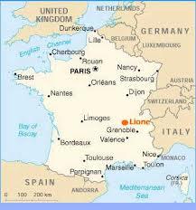 parigi e le città bretoni
