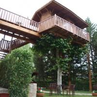 Offerta per gli amanti della natura in navarra for Planimetrie della casa sull albero