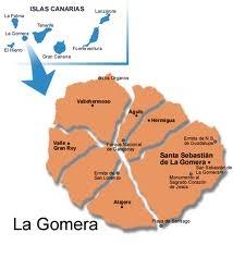 gomera-mapa
